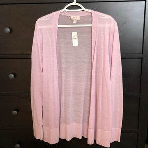 Ann Taylor Loft pink sweater